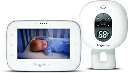 Angelcare Baby Video Monitor with 4.3 Touch Control Display (AC310)