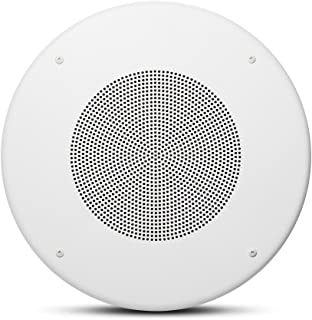 "JBL Professional JBL CSS8008200 mm (8 in) Commercial Series Ceiling Speakers, White, 8"" (CSS8008)"