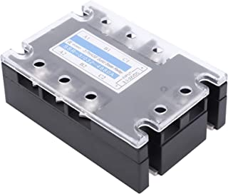 【𝐒𝐩𝐫𝐢𝐧𝐠 𝐒𝐚𝐥𝐞 𝐆𝐢𝐟𝐭】3 Phase Solid State Relay, SSR‑3/032‑4880A Explosion‑Proof Ultra‑Low Input Current Two‑Way...