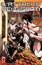 L'attacco dei giganti (Vol. 8)