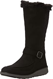أحذية Merrell Tremblant Ezra Tall Polar WP للنساء, (اسود), 38 EU