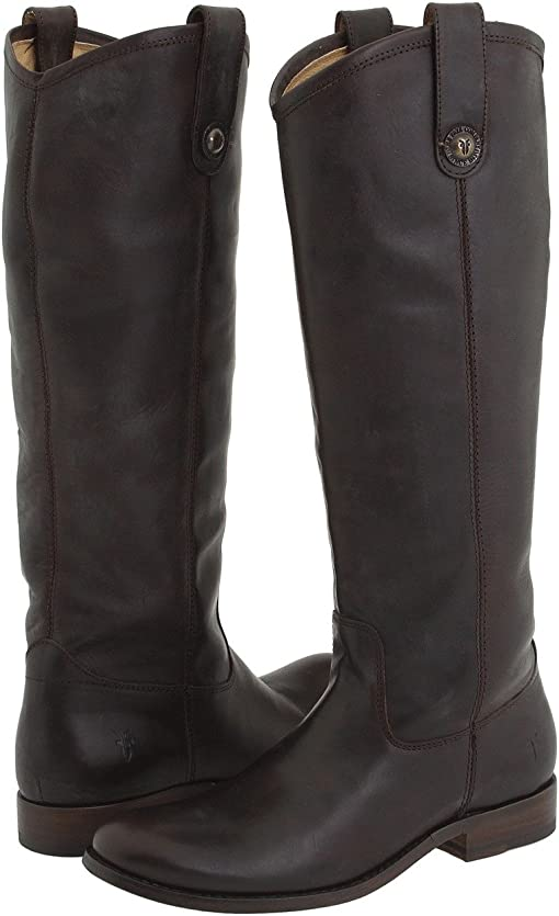 Dark Brown (Soft Vintage Leather)