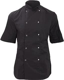 Denny's Womens/Ladies Economy Short Sleeve Chefs Jacket/Chefswear