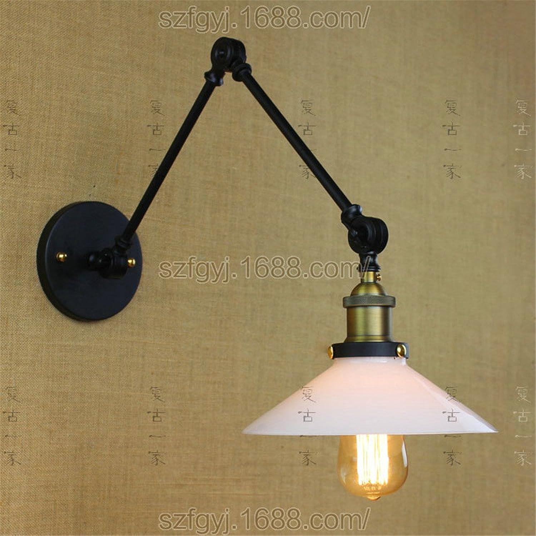 StiefelU LED Wandleuchte nach oben und unten Wandleuchten Beliebte Restaurant und Schwarz dekorative Wand Leuchten   24,5 x 17 cm