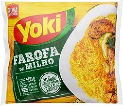 Farofa Pronta de Milho - Yoki - 500gr