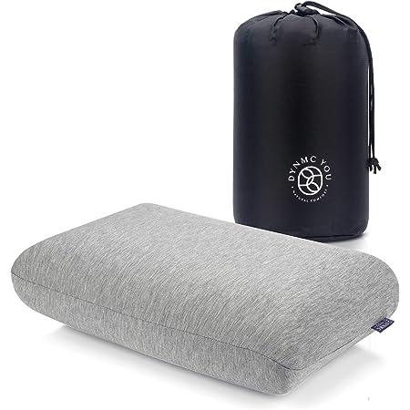 10T Outdoor Equipment Unisex Adultos Deluxe Pillow Gris 40x30x10 cm Fleece Cojines Reisekissen Kopfkissen Nackenkissen con Packsack 40 x 30 x 10 cm