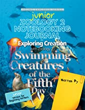 Exploring Creation with Zoology 2: Swimming Creatures of the Fifth Day,  Junior Notebooking Journal