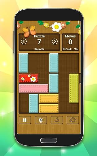 『なつかしのブロック移動パズルゲーム - Unblock Me Premium』の7枚目の画像