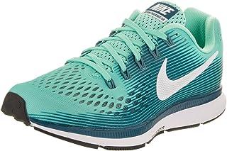 a0f75121d Nike Women s Air Zoom Pegasus 34 Running Shoe Green ...
