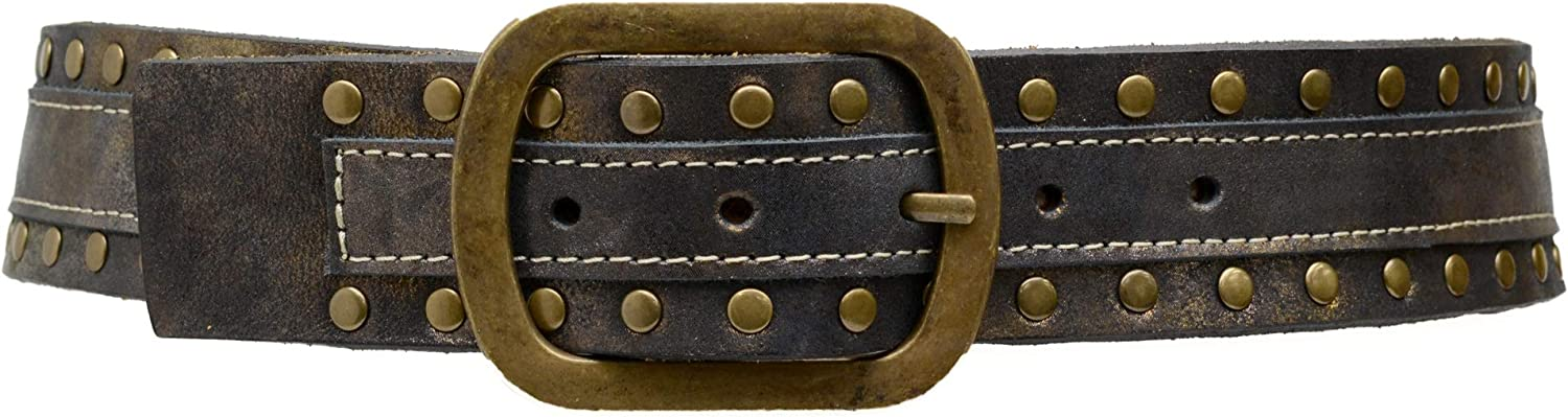 ADA Collection Womens Bryn Belt Midnight (Large)