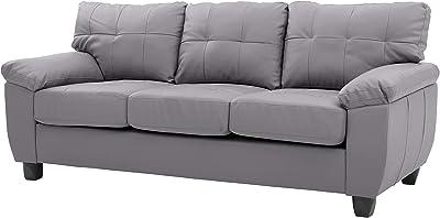 Amazon.com: IKEA Sofa, Sandbacka Dark Blue 428.141417.3810 ...