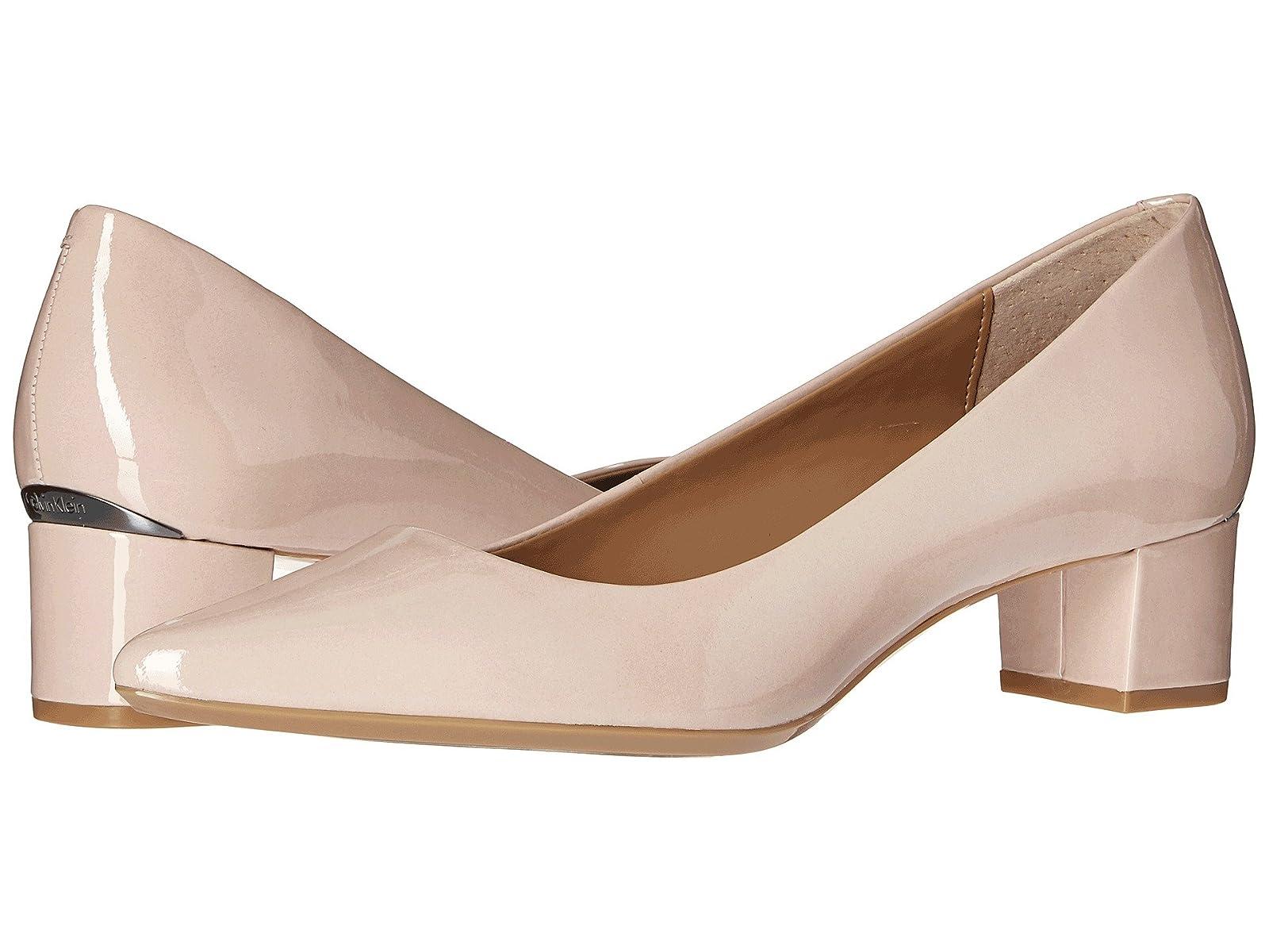Calvin Klein Genoveva PumpAtmospheric grades have affordable shoes