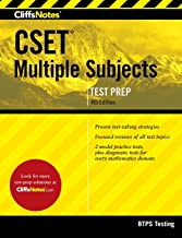 Download CliffsNotes CSET Multiple Subjects 4th Edition PDF
