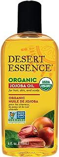 Desert Essence - 100% Pure Jojoba Oil Moisturizing Skin - 4 fl. oz. (118 ml)