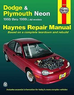 Dodge & Plymouth Neon (95-99) Haynes Repair Manual (Haynes Repair Manuals)