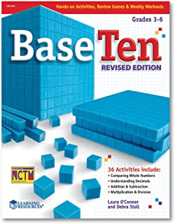 Learning Resources Base Ten Revived