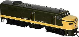canadian national santa train