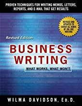 Best business writing: what works, what won't Reviews