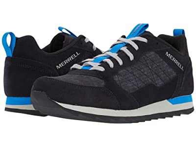 Merrell Alpine Sneaker (Black Ripstop) Men
