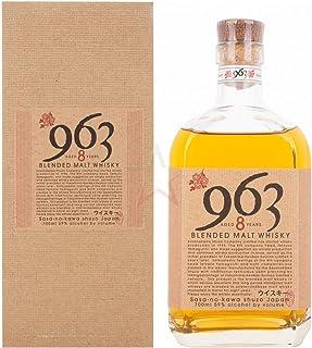 Yamazakura 963 8 Year Old Blended Malt Whisky 1 x 0.7 l