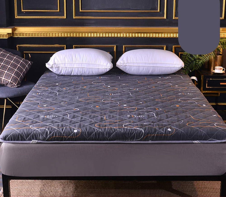 Student Dormitory Folding Mattress,Sleep Tatami mat,Cushion, Warm Soft Comfortable Gift Dormitory Floor-A 100x200cm(39x79inch)