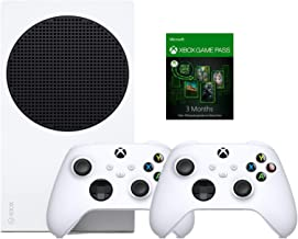 Xbox Series S with 2 Controllers and Gamepass