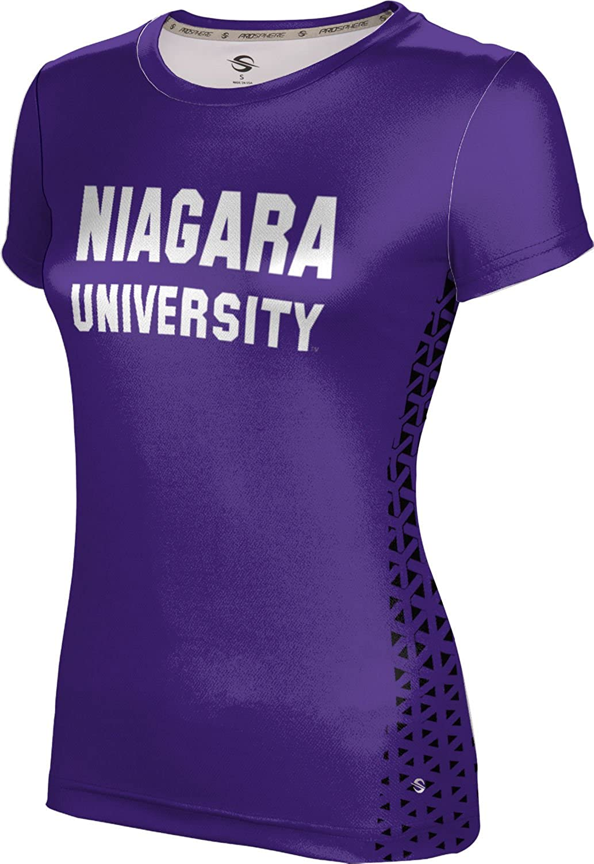 ProSphere Niagara University Girls' Performance T-Shirt (Geo)