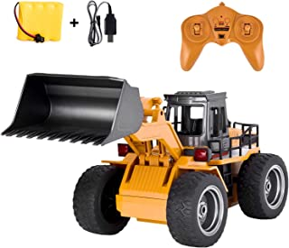 Best remote control loader toy Reviews