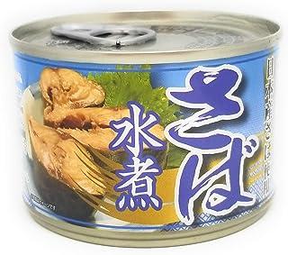 日本産さば使用 さば水煮缶150gx24缶