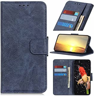 Ttianfa Fodral Alcatel 1V 2020,Flip plånboksfodral telefonfodral 2-Pack skärmskydd stötsäker Kickstand magnetisk stängning...