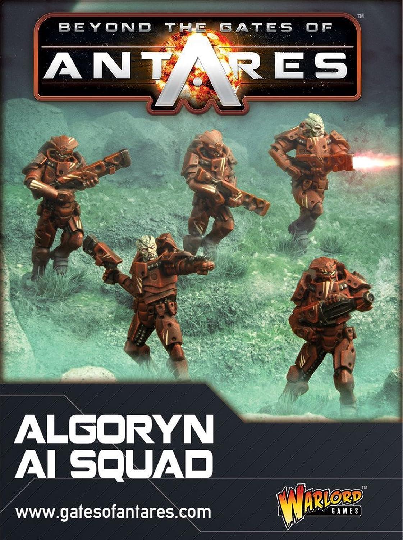 precios mas baratos Antares - Algoryn Ai Squad - Wga.alg.02 Wga.alg.02 Wga.alg.02 - Warlord Juegos  Disfruta de un 50% de descuento.