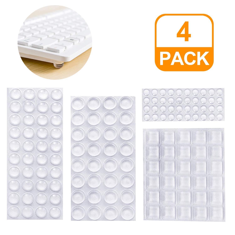 Rubber Bumper Self Adhesive NonSlip Feet Door Buffer Pad Home Furniture Leg Feet