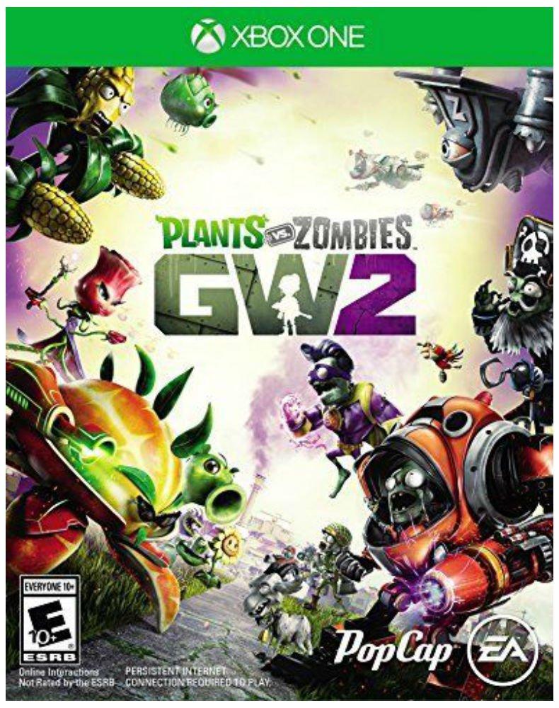Plants vs. Bargain sale Zombies: Garden Warfare 2 One Xbox 2016 - Many popular brands GW2 Bra