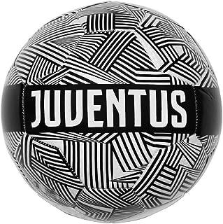 Balón de fútbol de la Juventus, tamaño 5, con licencia oficial, color negro y blanco, 2019-2020, ideal para jugadores, afi...