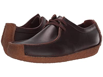 Clarks Natalie (Chestnut Leather) Men