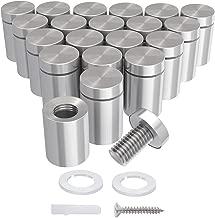 brushed aluminum standoffs