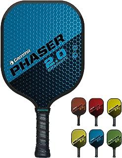 Gamma Sports 2.0 Pickleball Paddles: Micron 2.0 Pickleball Rackets