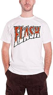 Queen クイーン Flash Gordon フラッシュ・ゴードン 公式 メンズ ホワイト 白 Tシャツ 全サイズ