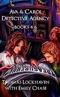 Ava & Carol Detective Agency: Books 4-6 (Book Bundle 2) (Ava & Carol Detective Agency Series)