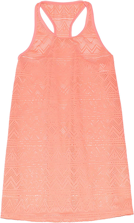 ZeroXposur Girls Crochet Nashville-Davidson Mall Cover Beach Up Swimwear Financial sales sale Dress