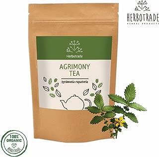 Agrimony (Agrimonia eupatoria) Dried herb Tea (Loose) 3 oz / 90gr