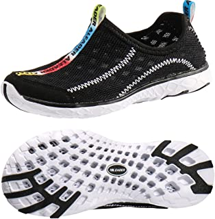 Aleader Kid's Slip-on Quick Dry Water Shoes (Toddler/Little Kid/Big Kid)