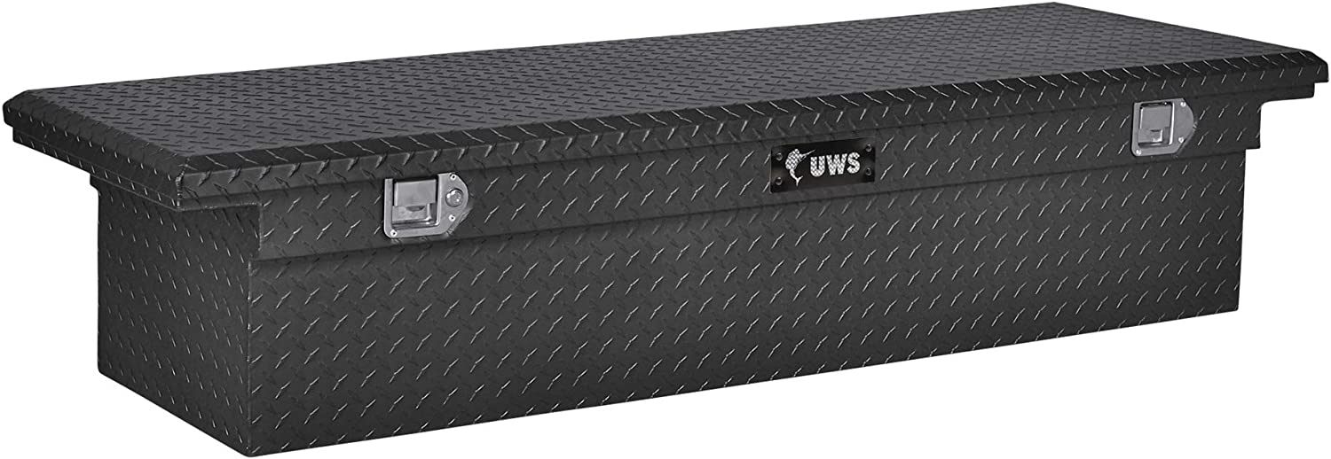 UWS Truck Tool Box With Low-Profile Lid