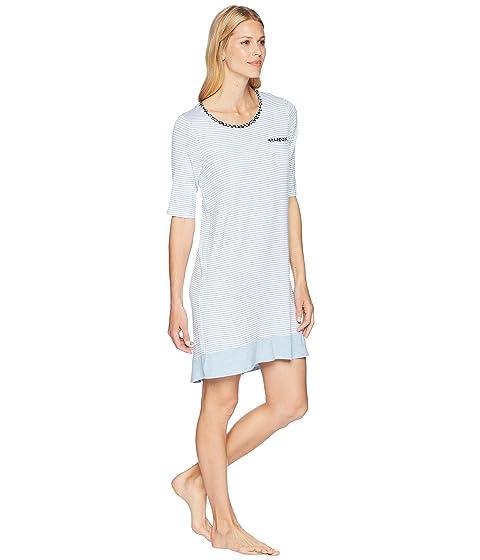 Sleepshirt Jockey Sleepshirt Stripe Jockey Stripe Blue Blue IvOn5B