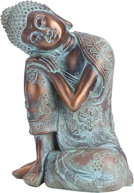 Buddha Statues,Southeast Asian Style Buddha Statues Decoration Outdoor Decor for Garden Yard Art Decoration