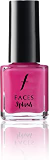 Faces Canada Splash Nail Enamel Pink Flamenco 21 8 ml (Pink)