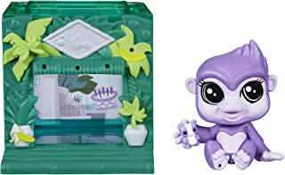 Littlest Pet Shop Mini Style Set Gorilla Pet