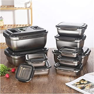 Spécial/simple Cuisine Articles Déjeuner Organisateur Réfrigérateur Accessoires Organisateur 304 En acier inoxydable Réfri...