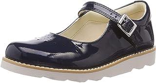 Clarks 其乐 女童 Crown Jump K 便鞋