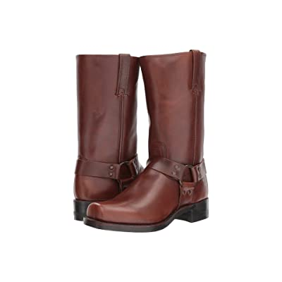 Frye Harness 12R (Walnut Oiled Vintage) Cowboy Boots